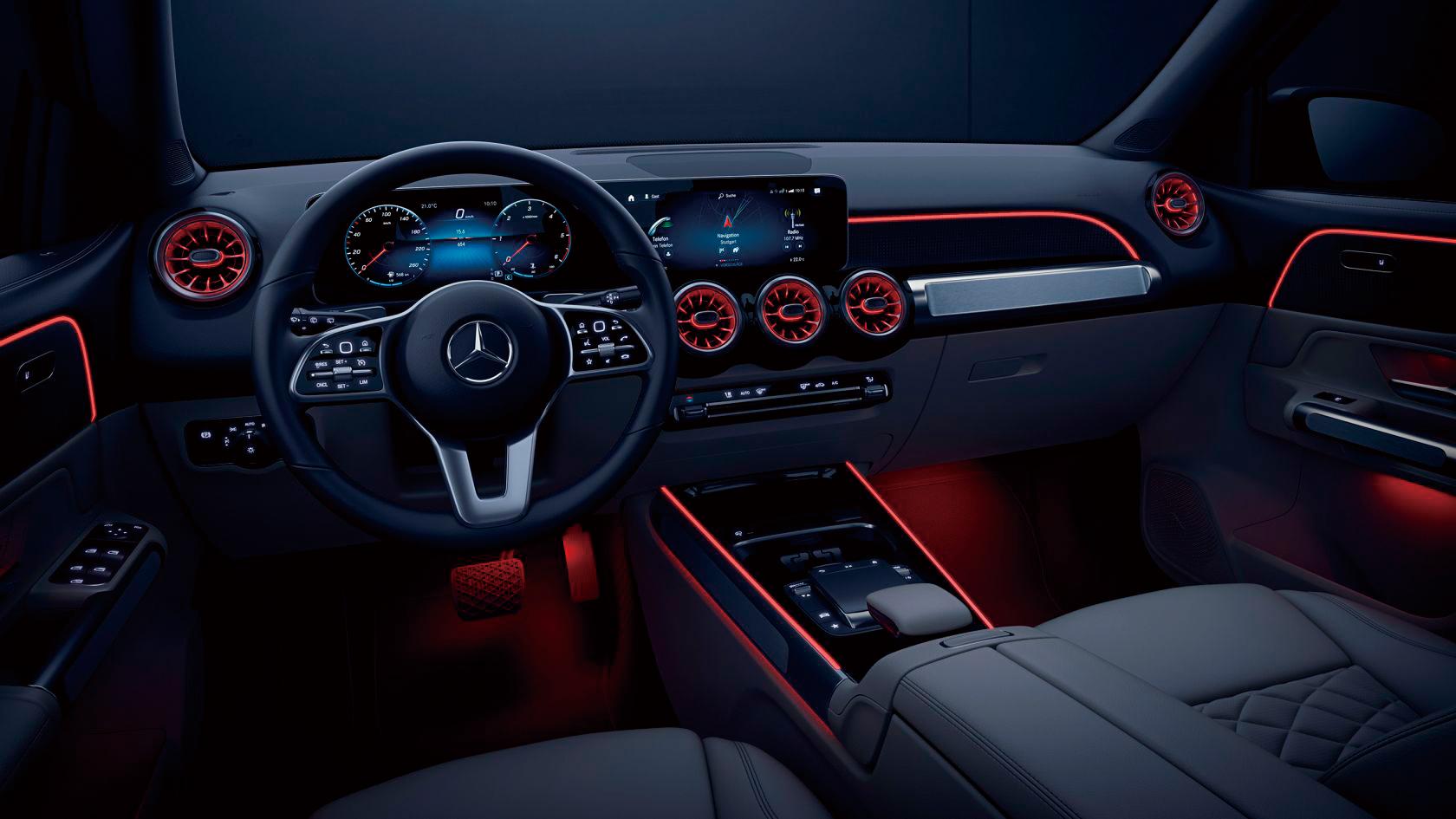 Mercedes- Benz New GLB