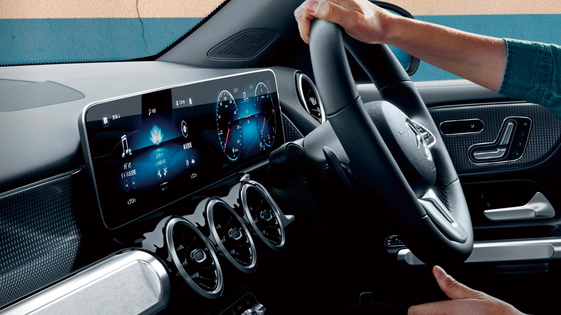 Mercedes- Benz GLB 200 d